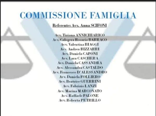 Commissione Famiglia Ordine Avvocati di Velletri-elenco uffici assistenti sociali